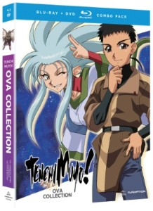 Tenchi Muyo OVA1 and OVA2