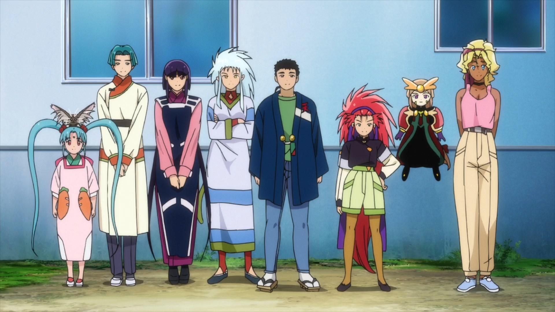 tenchi muyo ryo-ohki 4th season/ova 4 episode 3